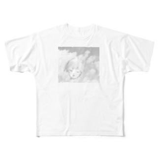 ドントWannaCry Full graphic T-shirts