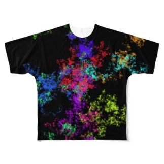 Random Walkers Full graphic T-shirts