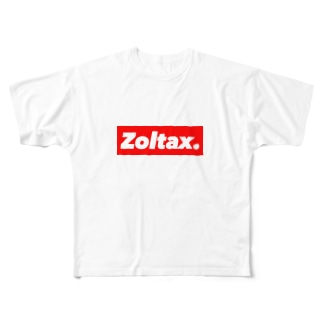 BOX LOGO Full graphic T-shirts