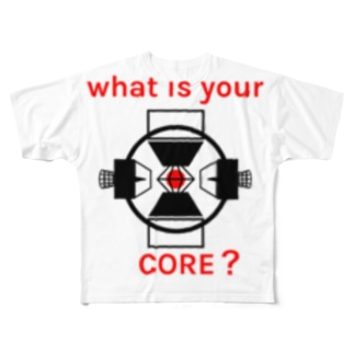 CORE Full graphic T-shirts