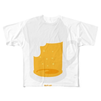 BEER (TGIF) Full graphic T-shirts