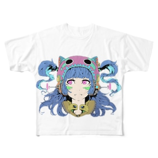 A Full graphic T-shirts
