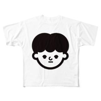 ミカエル Full graphic T-shirts