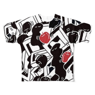 square  Full graphic T-shirts