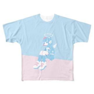 milolian_002_2 Full graphic T-shirts