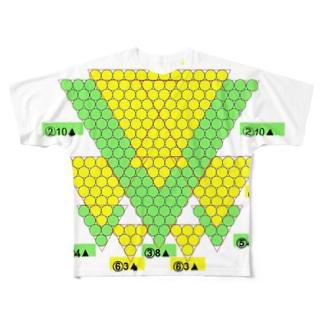 桜木花道 Full graphic T-shirts