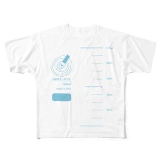 UBフラスコ Full graphic T-shirts