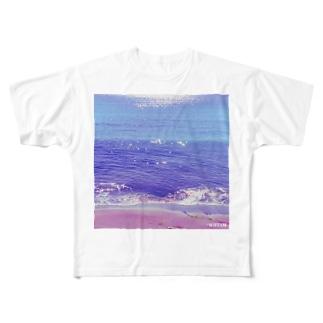 WHTAM Full graphic T-shirts