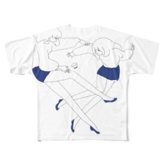 そういえばあったよね Full graphic T-shirts