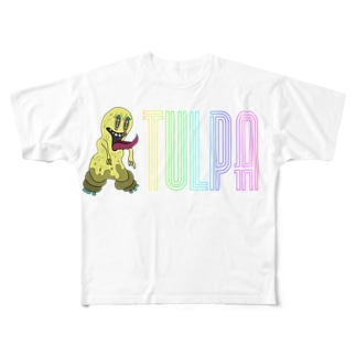 TULPA ラスティくん Full graphic T-shirts