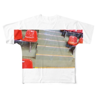 観客席 Full graphic T-shirts