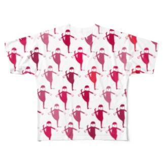 ナット. Full graphic T-shirts