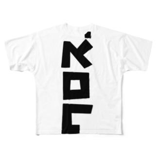 WAROS Full graphic T-shirts
