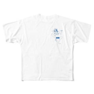 sexy Full graphic T-shirts