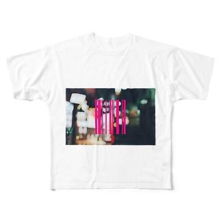 j s a e n x Full graphic T-shirts