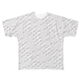 流刑地 Full graphic T-shirts