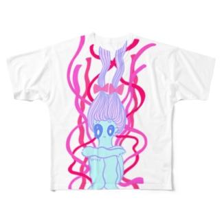 SONOKIMOCHI NI HISOMU Full graphic T-shirts