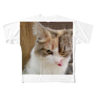 アニマル7 Full graphic T-shirts