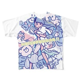 NUIGURUMaaa!!  Full graphic T-shirts