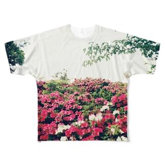 🌺🌼 Full graphic T-shirts