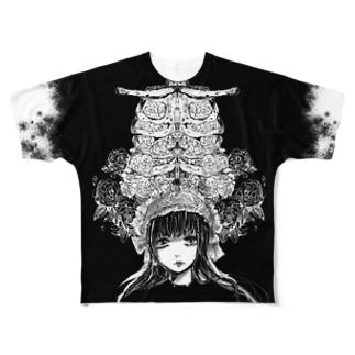 おまえに接吻したよ:少女ver  Full graphic T-shirts