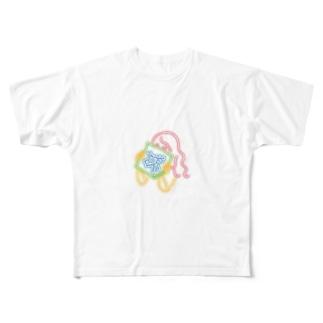 Chunliangirl Full graphic T-shirts