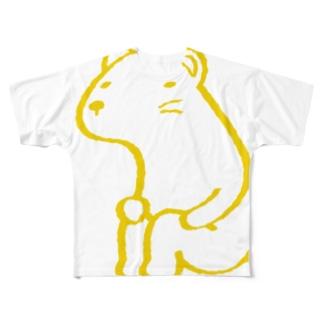 イタチさん Full graphic T-shirts