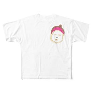 美しさの秘訣 Full graphic T-shirts