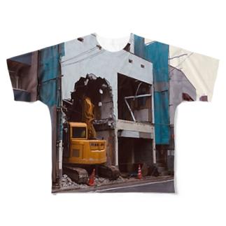 🏚 Full graphic T-shirts