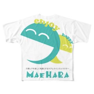 MAEHARA Full graphic T-shirts
