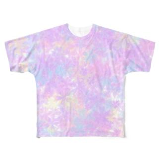 Sakura(YumeKawaii Color) フルグラフィックTシャツ
