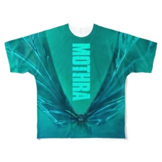 モスラ Full graphic T-shirts