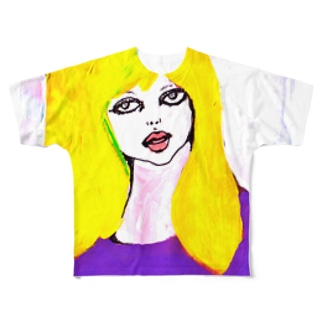 It Girl  Full graphic T-shirts