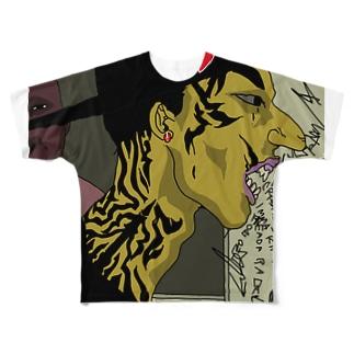 rap recordings Full graphic T-shirts