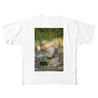 初夏。 Full graphic T-shirts