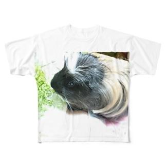 クロエ Full graphic T-shirts
