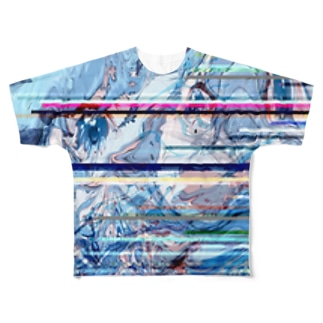 (╹◡╹) Full graphic T-shirts