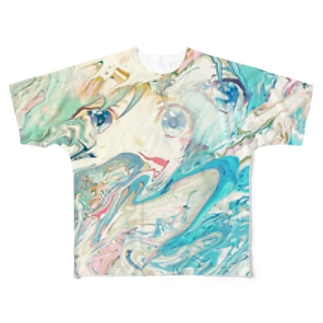 (^_^)^_^ Full graphic T-shirts