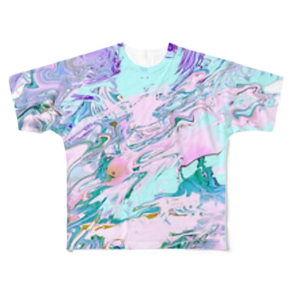 ^^(^.^) Full graphic T-shirts