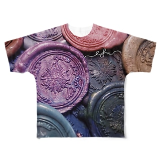 Sealing wax esw mood 1.1 Full graphic T-shirts