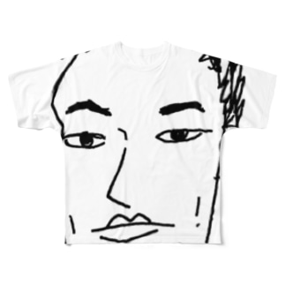 SHIT MEN Full graphic T-shirts