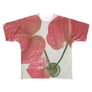 MY GARDEN Full graphic T-shirts