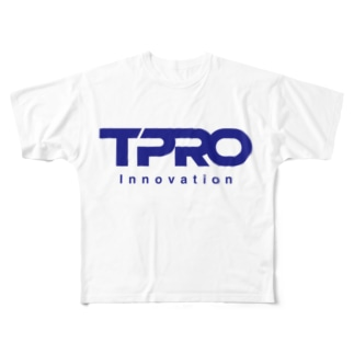 T PRO OFFICIAL Full graphic T-shirts
