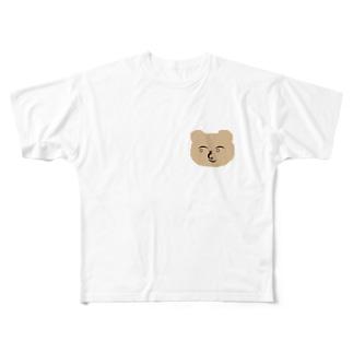 トゥマ Full graphic T-shirts