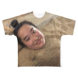 かれんちゃん Full graphic T-shirts
