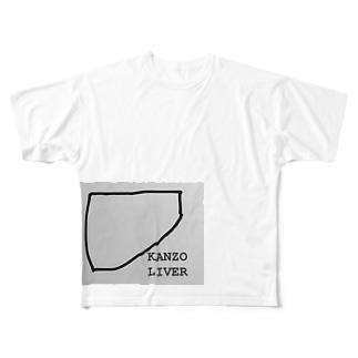 KANZO Full graphic T-shirts