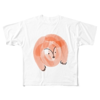 balloon dachshund Full graphic T-shirts