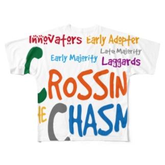 CHASM Full graphic T-shirts
