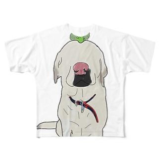 胡桃。 Full graphic T-shirts