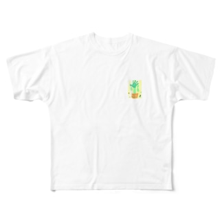 hand plant Full graphic T-shirts